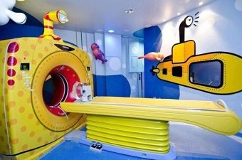 Магнитно-резонансная томография детям